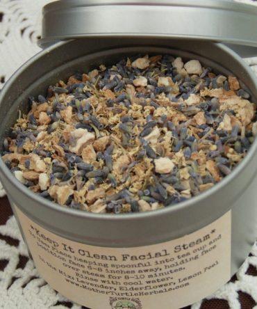 Herbal Steams